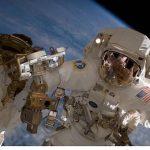 AerE grad to take second ride into space