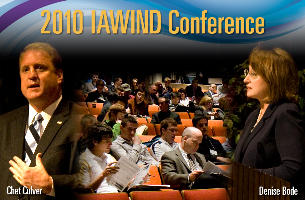 2010 IAWIND Conference
