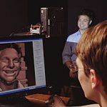 Rock stars, Hollywood look at engineering researcher's unique 3-D technology