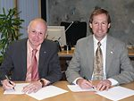 Iowa State, Hochschule Mannheim agree to joint graduate research