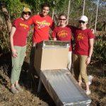 Students implement fruit dehydrator in rural Nicaragua