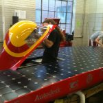 Solar car team ready to race at 100th anniversary of Indy 500