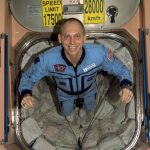 Hear Astronaut Clayton Anderson talk about his experiences in space