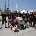 Lunabotics Mining team competes at Kennedy Space Center