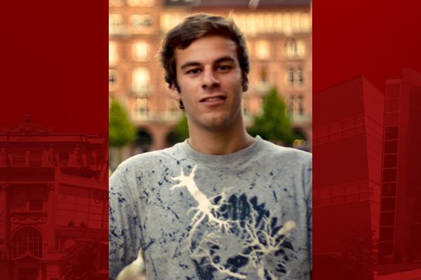Kyle Debelak, Student Marshal