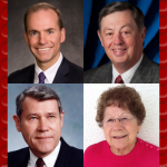 Four from CoE honored with Distinguished Alumni Awards
