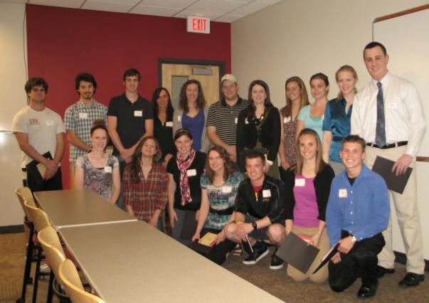 2012 Exemplary Mentors