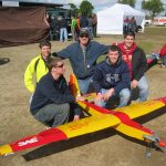 SAE students gain perspective at aero design competition