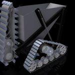 Students take a lighter, more autonomous 'lunabot' to NASA competition