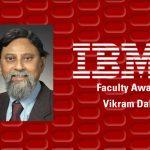 ECpE's Dalal Receives IBM Faculty Award