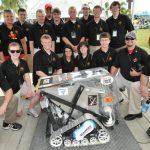 Lunabotics club mines success in NASA competition