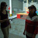 Senior Sleepover engages high school girls in engineering