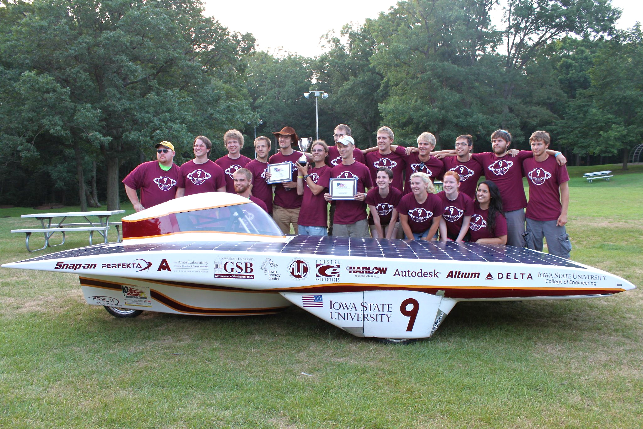Solar Car Group