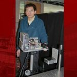 Zhang wins NSF grant to develop high-speed 3D measurements for industry