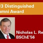 Reding to receive Distinguished Alumni Award