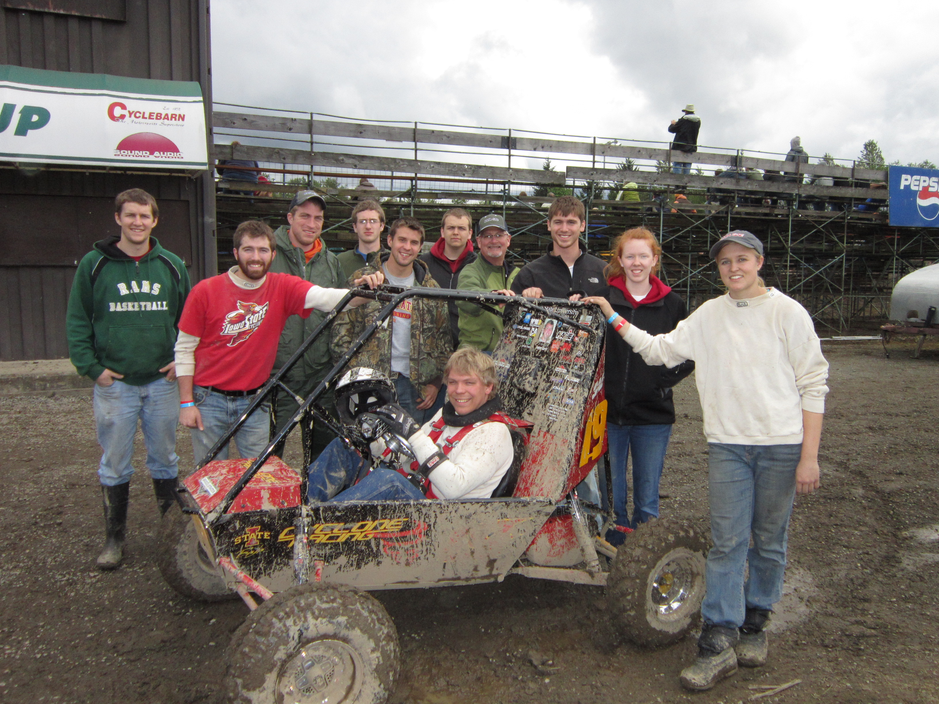 Iowa State Baja SAE Team