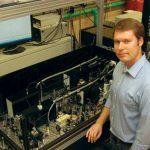 Mechanical engineering grad student wins 2013 Zaffarano Prize