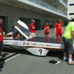 Heatwave works to Team PrISUm's advantage