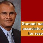 Arun Somani named associate dean for research at Iowa State University's College of Engineering
