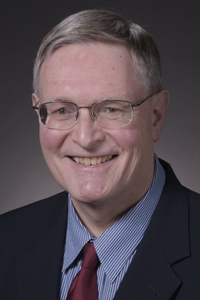 University Professor James Hill, Department of Chemical and Biological Engineering