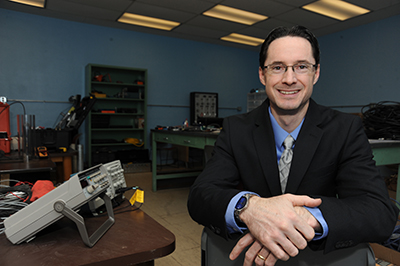 Assistant Professor Jeramy Ashlock