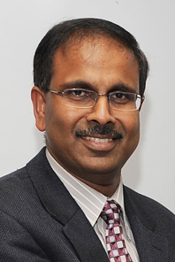 Sri Sritharan, Wilson Engineering Professor, civil, construction and environmental engineering
