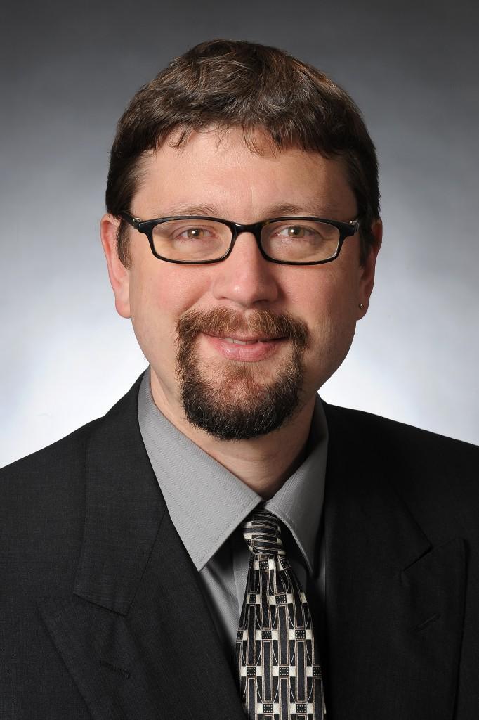 Industrial engineering associate professor Michael Dorneich