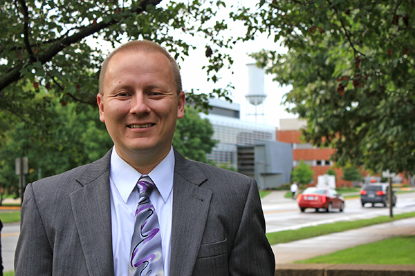 Peter Savolainen, associate professor of civil, construction and environmental engineering