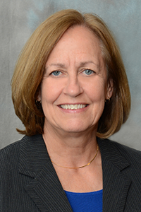 Sandra Larson (BSCE'88), director of the Systems Operations Bureau at Iowa Department of Transportation