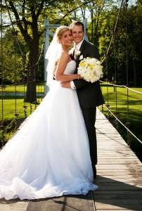 Paul and Sarah Troupe