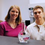 Kaleita and Bowler research low-cost sensors to monitor nitrate concentration