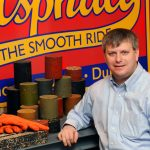 R. Christopher Williams awarded utility patent for asphalt materials production method