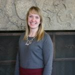 Hillary Kletscher named Wallace E Barron All-University Senior
