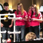 Iowa State juniors go from FIRST Tech Challenge competitors to judges