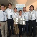 Graduate students present clean energy product at Clean Energy Challenge