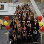 SWE outreach event doubles in size to draw more females to engineering