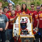 Iowa State's Baja racing team slowed in first race, ready to regain off-road speed