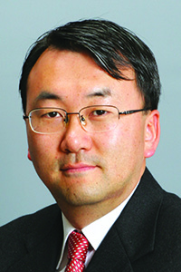 David Jeong, associate professor of civil, construction and environmental engineering