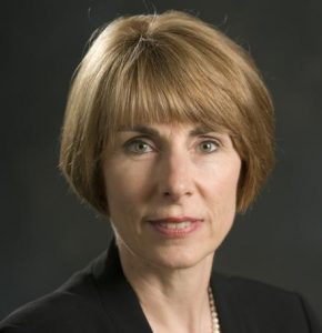Daina Briedis is an associate professor of chemical engineering and materials science and assistant dean of student advancement and program assessment. (Photo from Michigan State University)