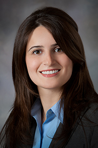 Alice Alipour, assistant professor of civil, construction and environmental engineering