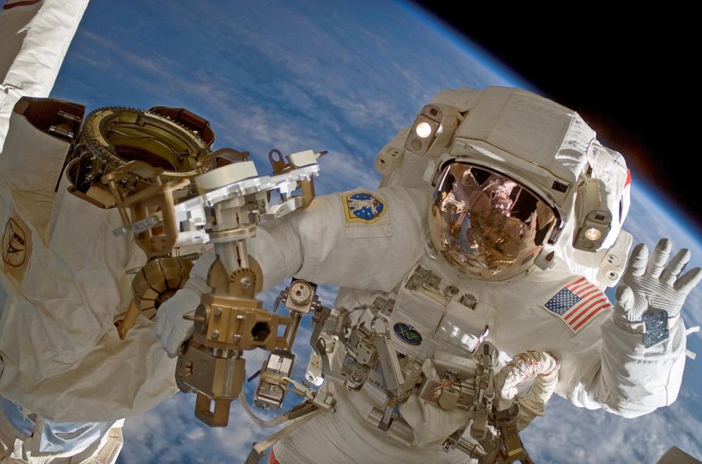 Space Clayton Anderson