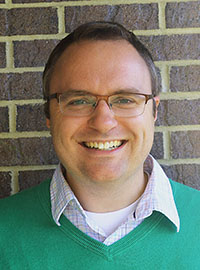 Jonathan Claussen, assistant professor of mechanical engineering.