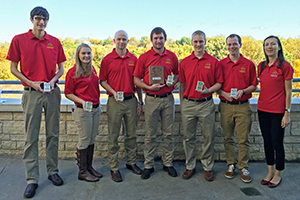 Runner-up Specialty Contracting Division Team