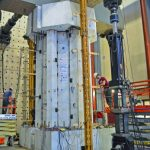 Iowa State engineers test taller wind turbine towers made from precast concrete