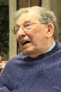 "Edward Robert ""Bob"" Baumann, Anson Marston Distinguished Professor Emeritus (1921-2015)"