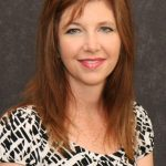 Camille Schroeder recognized for leadership in promoting Women in STEM through K-12 outreach