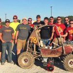 Iowa State's Baja team wins first endurance race of the season, aims for more