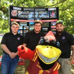 Students, faculty, staff share engineering adventure at annual CCEE Fall Picnic