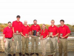 ISU CCEE Associated Schools of Construction - Specialty-Mechanical Team