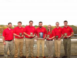 ISU CCEE Associated Schools of Construction- Commercial Team